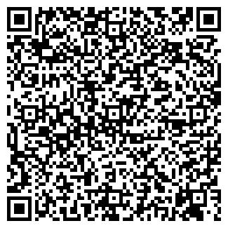 QR-код с контактной информацией организации ДВИНА ПФ