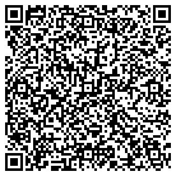 QR-код с контактной информацией организации АЛЛИНА