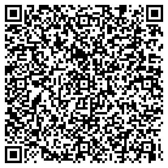 QR-код с контактной информацией организации ТАНЗОР ФРАНС СПБ