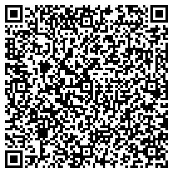 QR-код с контактной информацией организации КАЗМОРТРАНСФЛОТ НМСК ЗАО