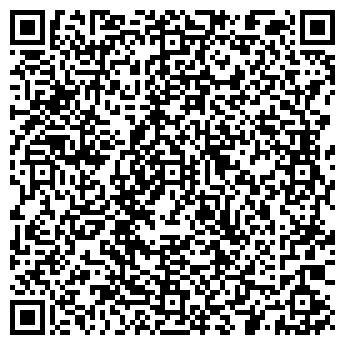 QR-код с контактной информацией организации ИНТЕРФЕЙС, ООО
