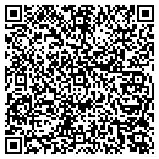 QR-код с контактной информацией организации ООО ЛИСТ