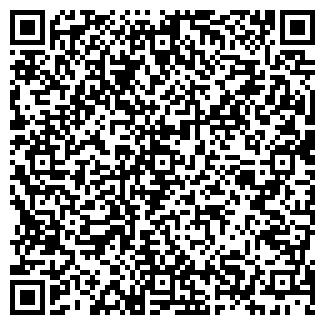 QR-код с контактной информацией организации № 599