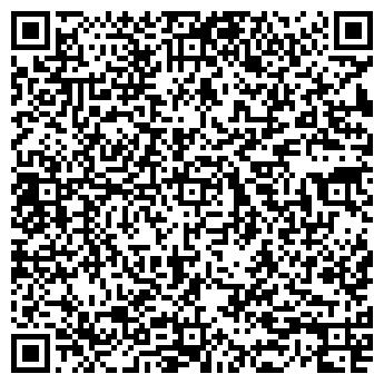 QR-код с контактной информацией организации Частная школа Доверие