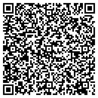 QR-код с контактной информацией организации АФГАНВЕТ