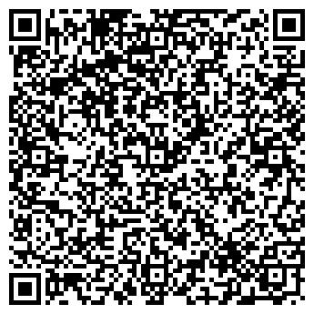 QR-код с контактной информацией организации КУРСЫ АНГЛИЙСКОГО ЯЗЫКА