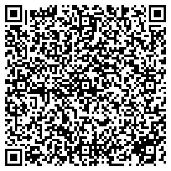 QR-код с контактной информацией организации ЛИНГВА, НОУ
