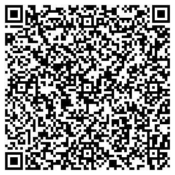 QR-код с контактной информацией организации ИНТЕНС-СПБ ПЛЮС, ООО