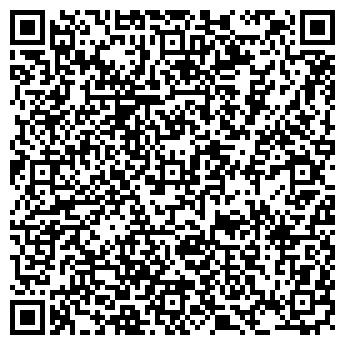 QR-код с контактной информацией организации НЕВСКИЙ МЕРИДИАН, ЗАО