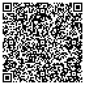 QR-код с контактной информацией организации БАН, ООО