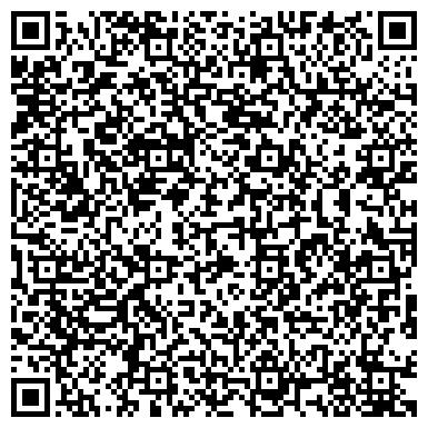 QR-код с контактной информацией организации ПРИХОД СВЯТОГО ИОАННА КРЕСТИТЕЛЯ РИМСКО-КАТОЛИЧЕСКОЙ ЦЕРКВИ