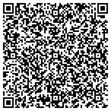 QR-код с контактной информацией организации ОРБИТА СПОРТИВНЫЙ КОМПЛЕКС РГП МАЭК