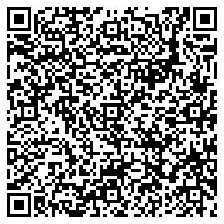 QR-код с контактной информацией организации РУСЛАН, ООО