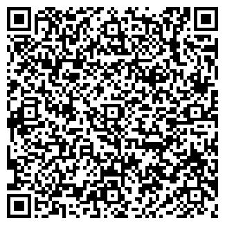 QR-код с контактной информацией организации ГОУ ШКОЛА № 460