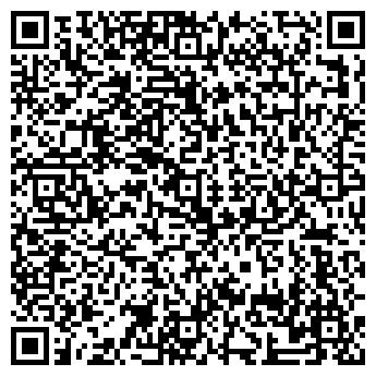 QR-код с контактной информацией организации ЗЕМПРОЕКТ, ЗАО