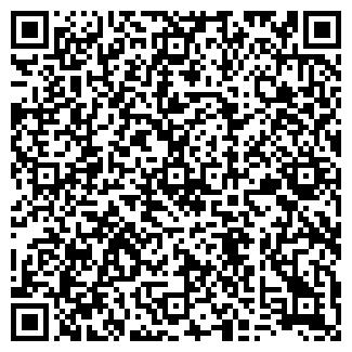 QR-код с контактной информацией организации MUSTANG