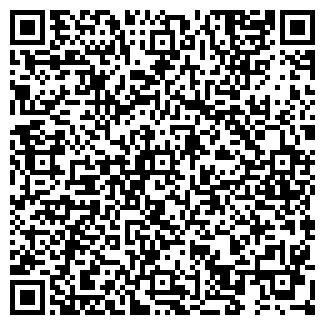 QR-код с контактной информацией организации РАДУГА ГСК