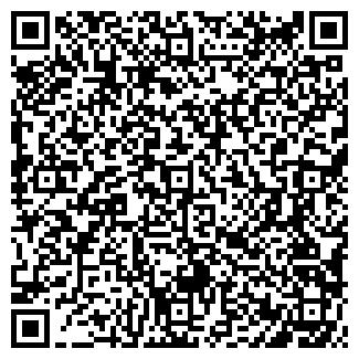 QR-код с контактной информацией организации СОДА ПЛЮС