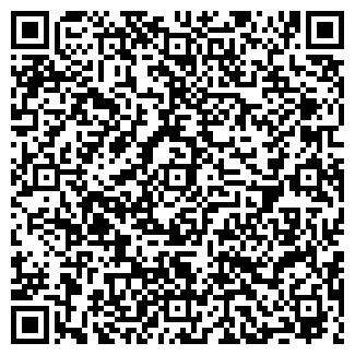 QR-код с контактной информацией организации КОНТУР СПБ