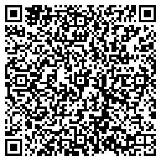 QR-код с контактной информацией организации ПИТЕР ПРОФ