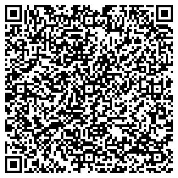 QR-код с контактной информацией организации ЗАО Пищевой комбинат «Линфас»