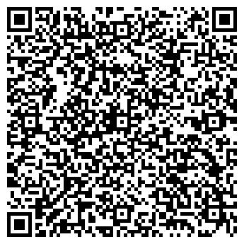 QR-код с контактной информацией организации ООО МФитнес