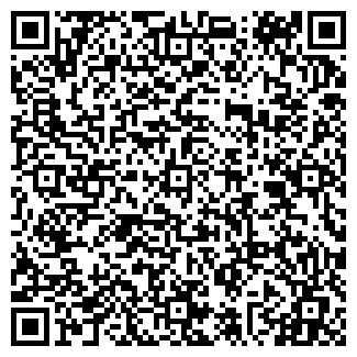 QR-код с контактной информацией организации АРИЭЛЬ