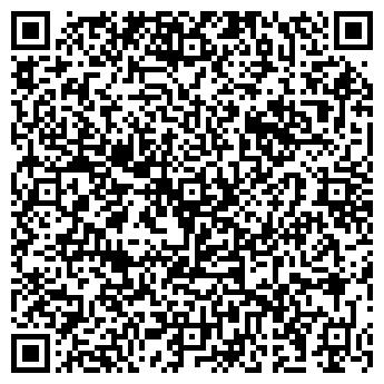 QR-код с контактной информацией организации АКСАЙИНВЕСТКОМ ТОО