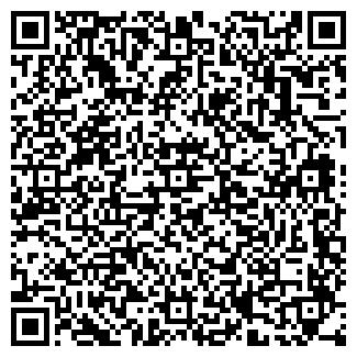 QR-код с контактной информацией организации ЗАО КРИС