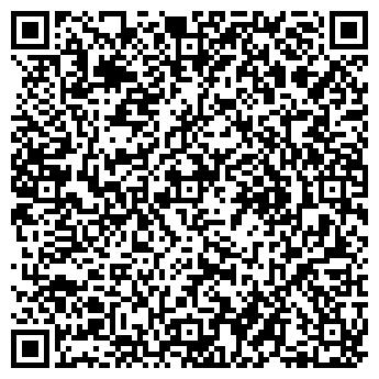 QR-код с контактной информацией организации НЕВСКИЙ ПРОЕКТ