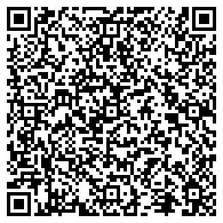 QR-код с контактной информацией организации ОБРАЗЪ