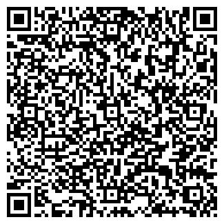 QR-код с контактной информацией организации КЭТ