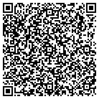 QR-код с контактной информацией организации МАТЭН-ХОЛЛ АТЕЛЬЕ