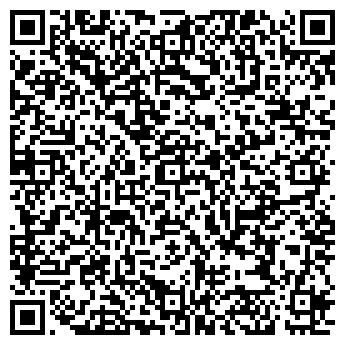 QR-код с контактной информацией организации ООО ТЕХНО - СЕРВИС