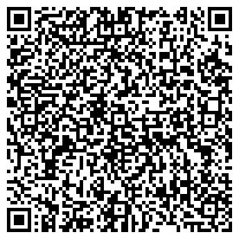 QR-код с контактной информацией организации ШКОЛА АНИМАТОРОВ