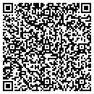 QR-код с контактной информацией организации ООО ЛАНДЫШ