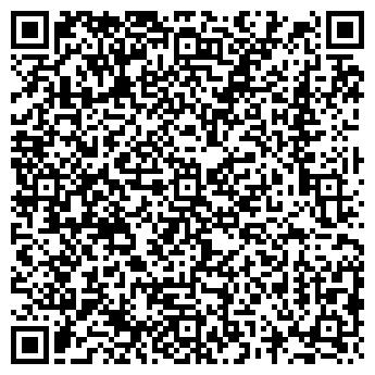 QR-код с контактной информацией организации АВГУСТ ФИРМА, ЗАО