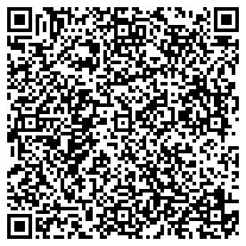 QR-код с контактной информацией организации АВТОШКОЛА СЗТС