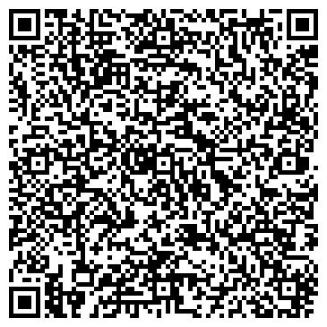 QR-код с контактной информацией организации КАФЕДРА АВТОМОБИЛЬНОГО СПОРТА
