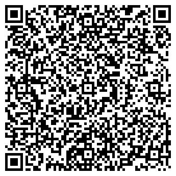QR-код с контактной информацией организации ИН.ЯЗ. ЦЕНТР, ООО