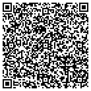 QR-код с контактной информацией организации ИНТЕРТРАНСАВИА, ООО