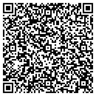 QR-код с контактной информацией организации ПИТЕРТУР