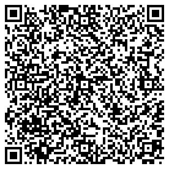 QR-код с контактной информацией организации ООО СИНДБАД