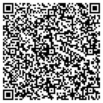 QR-код с контактной информацией организации СКАЙ БЛУ