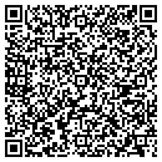 QR-код с контактной информацией организации ОСТЕОПАТ