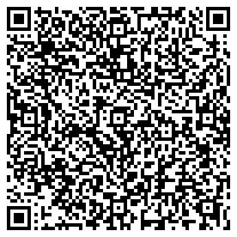 QR-код с контактной информацией организации ГУВД САНКТ-ПЕТЕРБУРГА