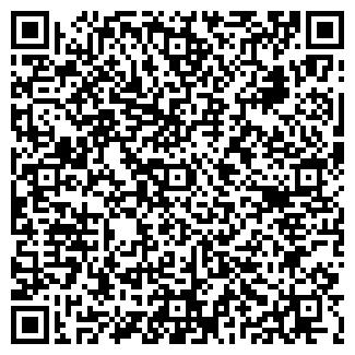 QR-код с контактной информацией организации ООО КАЛИНКА