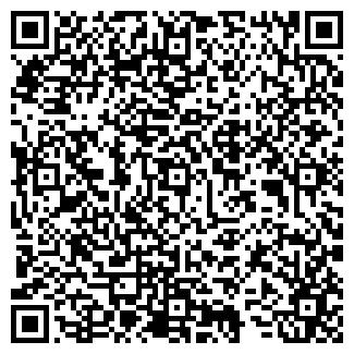 QR-код с контактной информацией организации ЗАО РАКУРС
