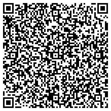 QR-код с контактной информацией организации ООО «АтомНК»