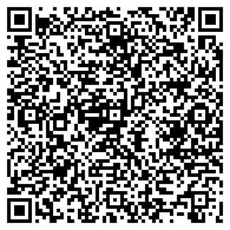 QR-код с контактной информацией организации ЖАЛЮЗИ